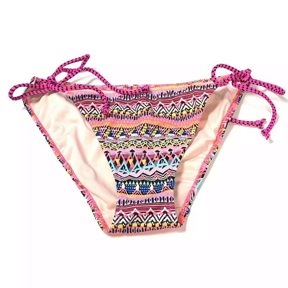 Victoria's Secret Other - Victorias Secret Bikini Bottoms Small The Teeny